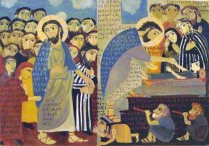 yelena-cherkasova-christ-raises-the-dauther-of-jairus1